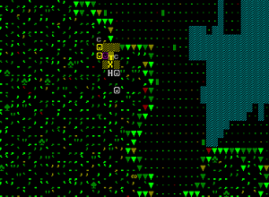 """Itebmozir, """"Postrouts"""" A Dwarf Fortress Story DF1"""