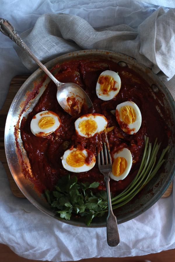 ரம்ஜான் இப்தார் விருந்து Curry-eggs2