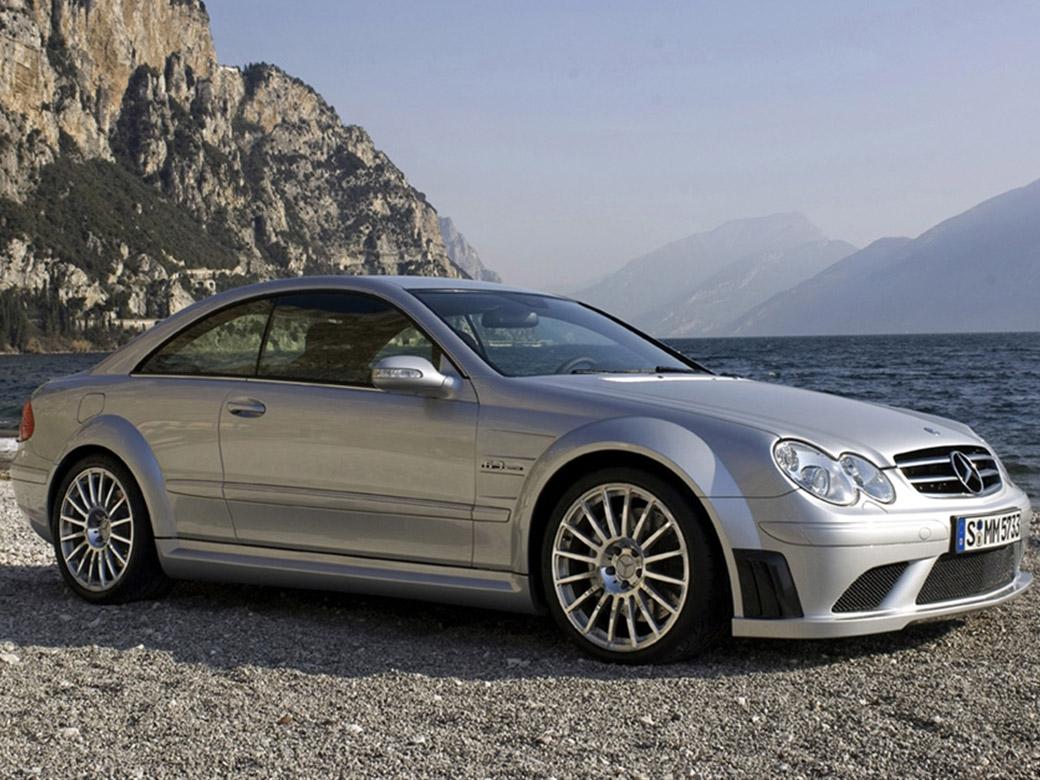 Tu garaje de 5 coches... un debate abierto en mil sitios. Mercedes-benz-clk-63-amg-black-series