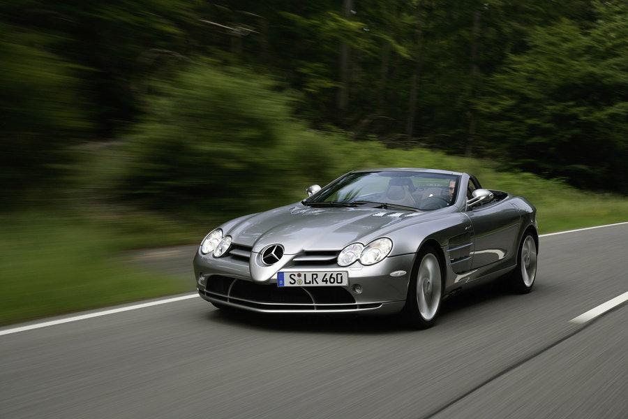 Nercedes Benz SLR Mclaren Mercedes-benz-slr-mclaren-roadster