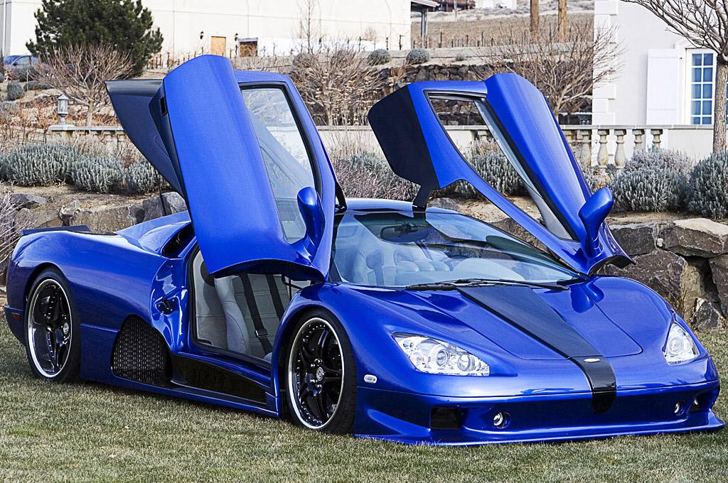 Väljanägemine. Ssc-ultimate-aero-blue