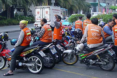 GROUP LEASE PUBLIC COMPANY LIMITED vs COCR Motorcycle-taxis-thailand