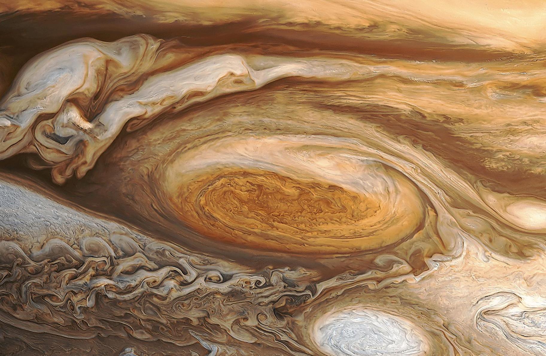 Solar System Greatredspot