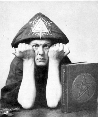 The Lady, The Queen and what it really means  Aleister_crowley1