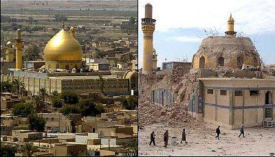 Début de révolte en Irak? - Page 6 Golden_dome_before_and_after