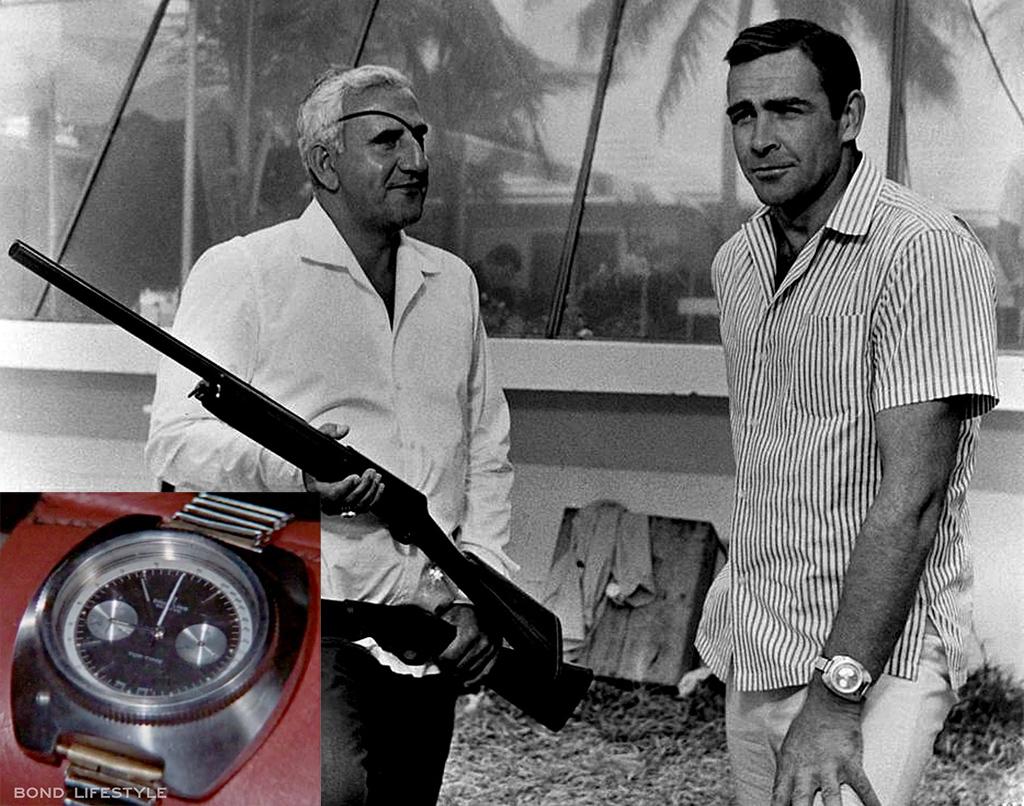 James Bond, les montres Breitling-Top-Time-Bond