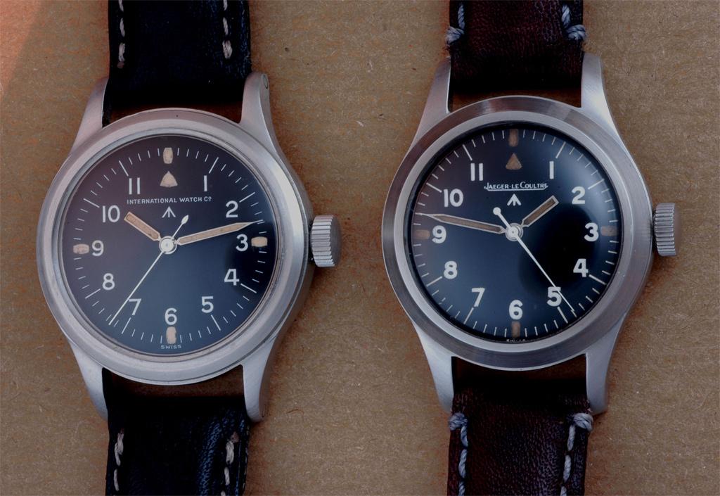 Hamilton G.S. et autres Hamilton militaires/ focus sur les navigational watches Hamilton-6B-MarkXI