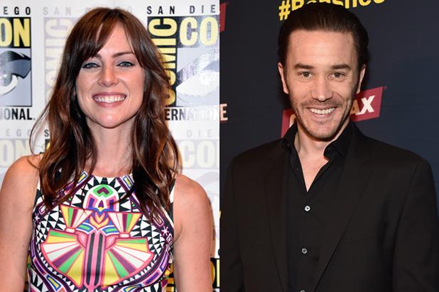 "Serie TV > ""Iron Fist"" (Marvel/Netflix) Jessica-Stroup-Tom-Pelphrey"
