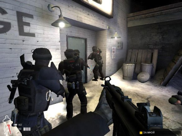07/09/2008_SWAT 4 + Crack + Tradução Swat4