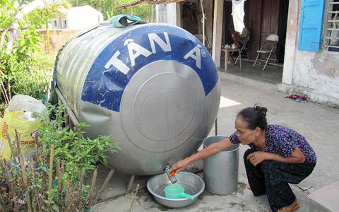 Quảng Bình: Ám ảnh bệnh ung thư ở làng ven sông 'khát' nước 010714_thieunuoc2