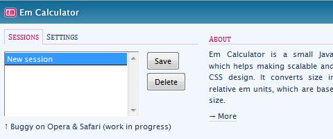 Những công cụ, website cần thiết phục vụ thiết kế web  Em-calculator
