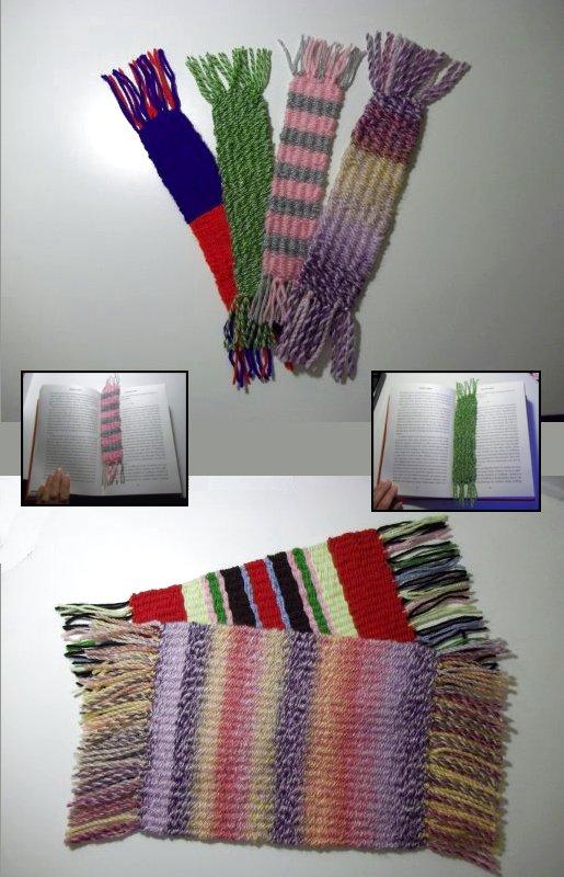 Tejido en telar de fabricación casera sencilla Basic-weaving-with-a-homemade-loom-main