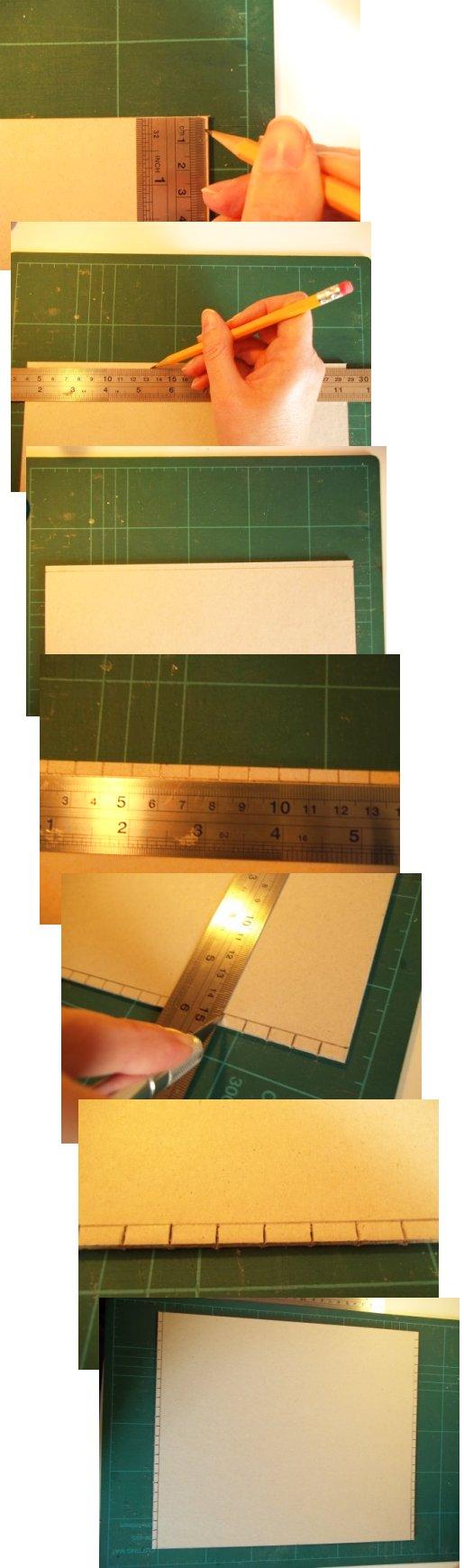 Tejido en telar de fabricación casera sencilla Basic-weaving-with-a-homemade-loom-step2