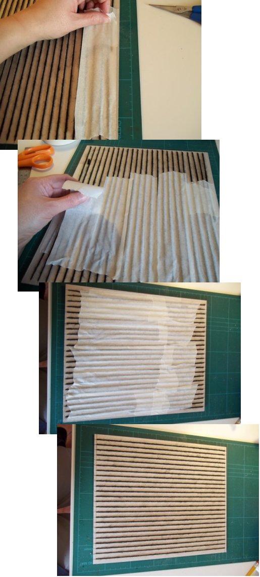 Tejido en telar de fabricación casera sencilla Basic-weaving-with-a-homemade-loom-step4