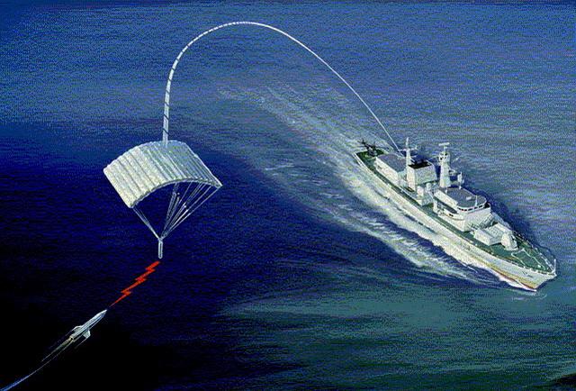 حاملة المروحيات البريطانية HMS Ocean BAE-Siren-Naval-Countermeasure-Outfit-DLH