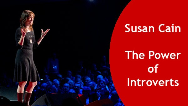 BIG FIVE: hand signs in Extraversion vs. Introversion! Susan-cain-600x340