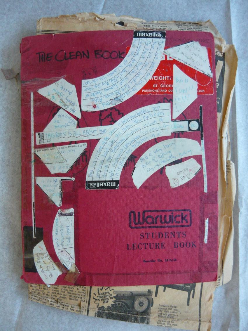 DUNEDIN SOUND TAPES - La mejor música neozelandesa de los 80 y 90. - Página 5 Tlc_david_kilgour_book_1_01