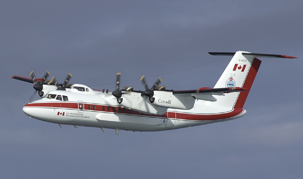 Croatia airlines Dash7_l