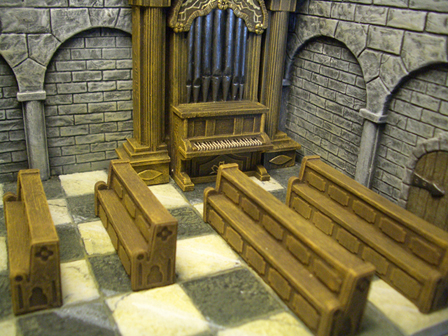 Escenografia Fantasy de Thormarillion Kirchenbaenke2
