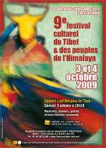 Evénement: 9ème festival culturel du Tibet et de l'Himalaya à la grande Pagode les 3 et 4 octobre Arton63-36461