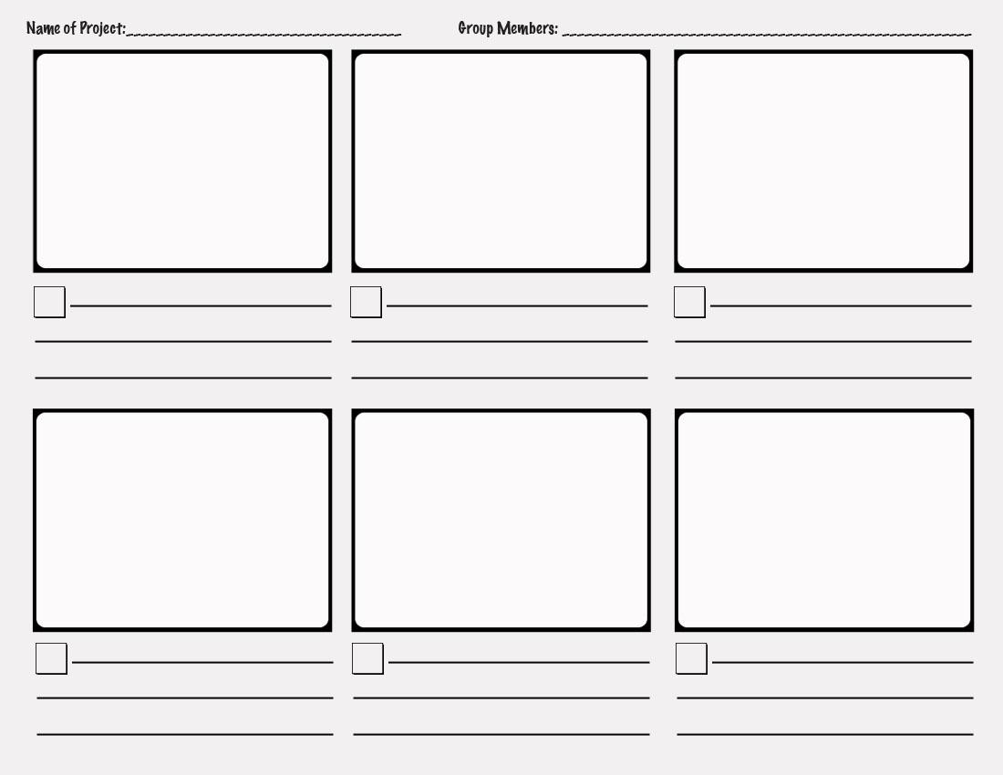Ayuda y consejos para tu doblador en el guion Storyboards