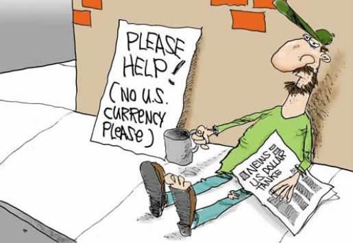 E se le cose cominciassero a precipitare? (II parte) USD1