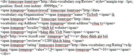 Cách tạo dấu sao và logo trên kết quả tìm kiếm google Saovalogo2