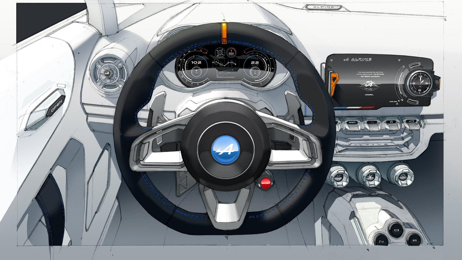 2017 - [Alpine] A110 [AS1] - Page 30 Alpine-Vision-2016-etude-design-interieur-Renault-Renault