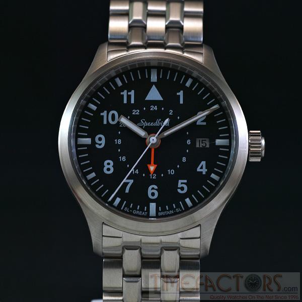 Timefactors - Nouvelle Speedbird GMT Sb3gmt1