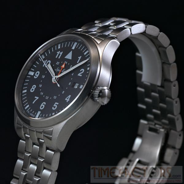 Timefactors - Nouvelle Speedbird GMT Sb3gmt3