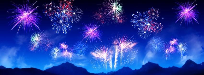 [Monthly Theme] February: Quote Intepretation! Firework-happy-new-year