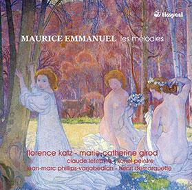 Maurice Emmanuel (1862-1938) 1C1198