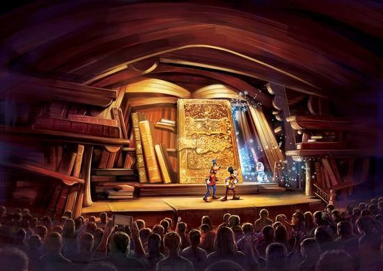 Nouveau show a HKDL (10 IEME ANNIVERSAIRE) Mickey-and-Wondrous-Book-Disneyland-Hong-Kong