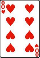 Le Jack-Jack 8-coeur