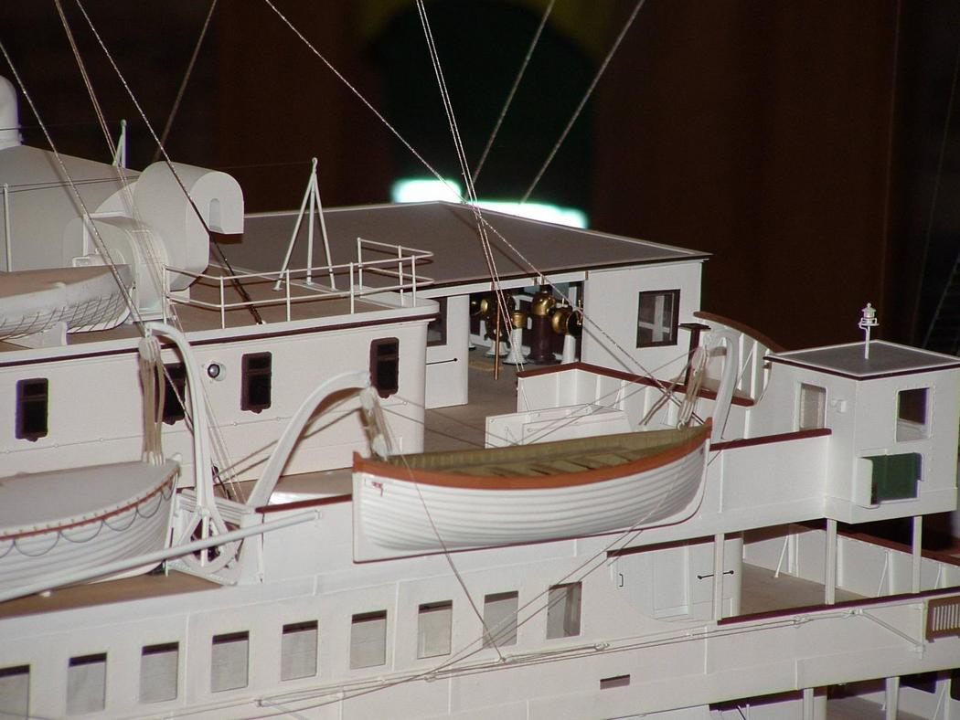 TITANIC 1/350 construction - Page 2 705