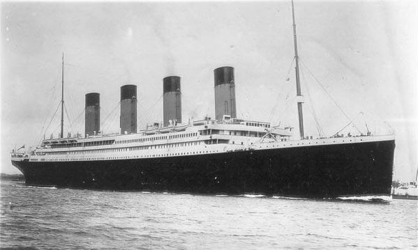 Huyền thoại tàu Titanic 2