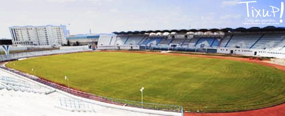 CAN 2013 Tunisie – Sierra Leone, le 13 octobre à Monastir  Stade-Monastir
