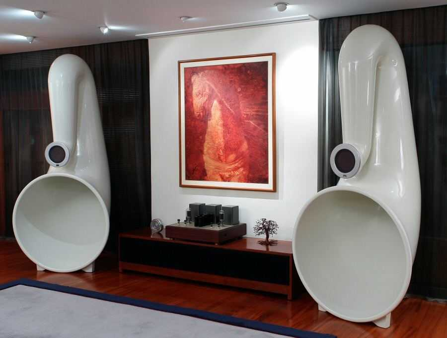 i migliori diffusori ascoltati! Arcadian-audio-pnoe-white