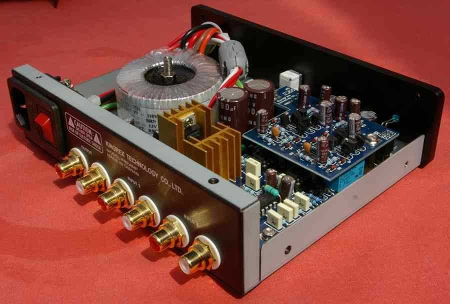 DAC contest sfida a quattro Metrum Octave - Lavry DA11 - Minimax - RME ADI2 Kingrex_preamp_back