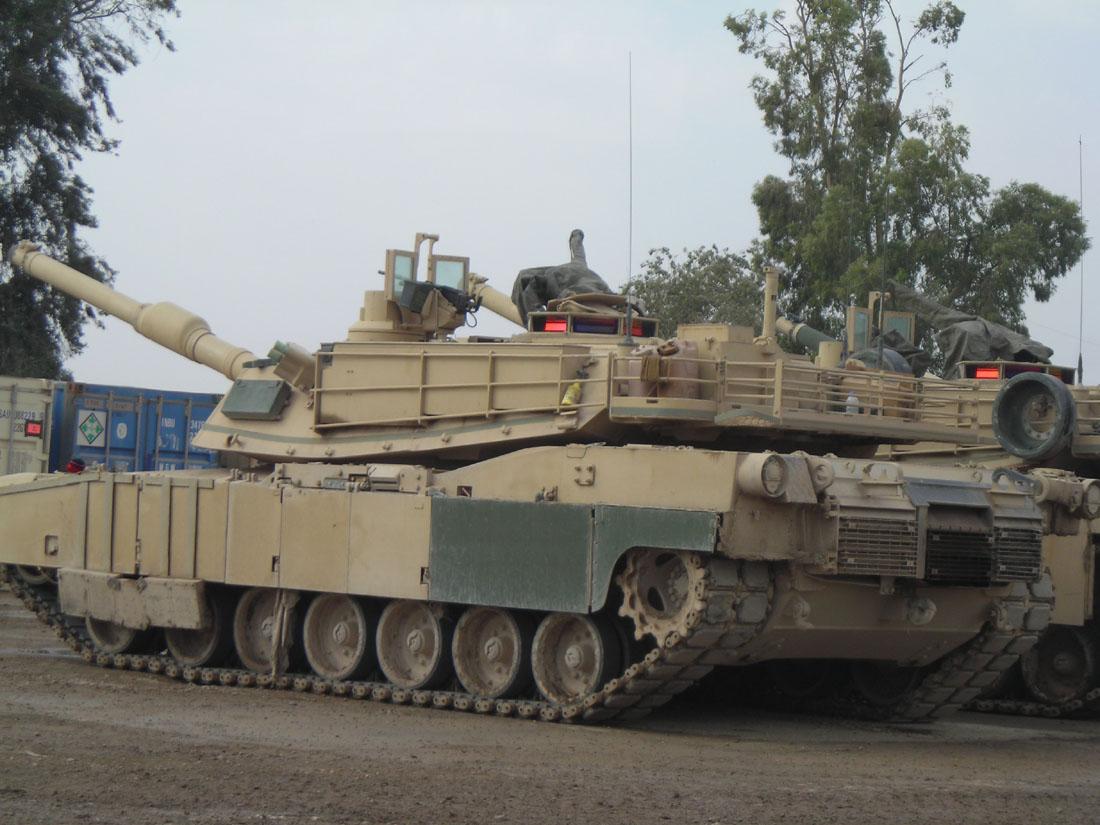M1A2 SEP Dragon 1/35 et ses jupes... Abrams_29