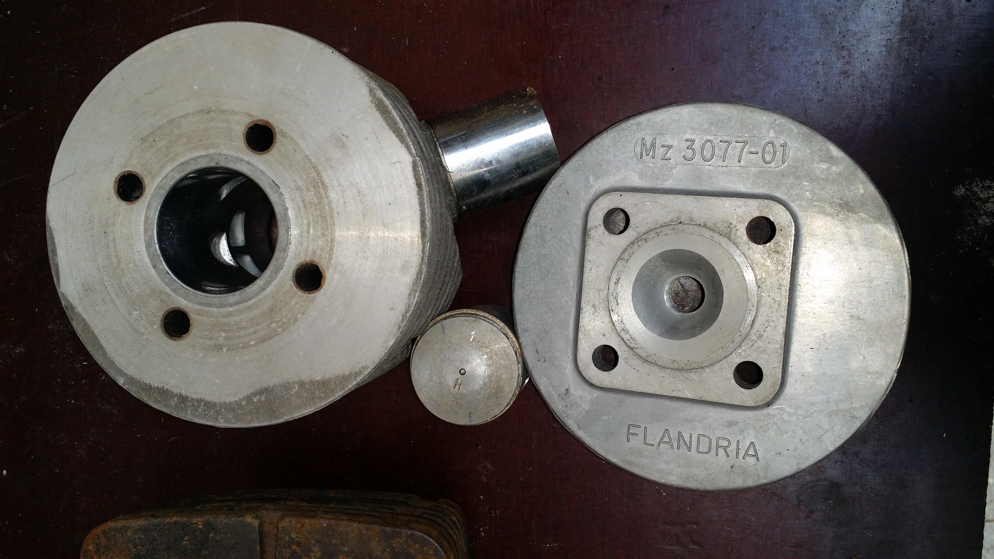 Flandria Daytona 4 (sortie de grange...). 20200815_114943