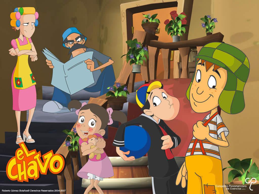 dibujos - Chavo Animado en dibujos El%20chavo