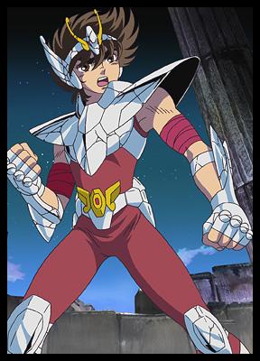 Que armadura de Seiya prefieres ? Seiya