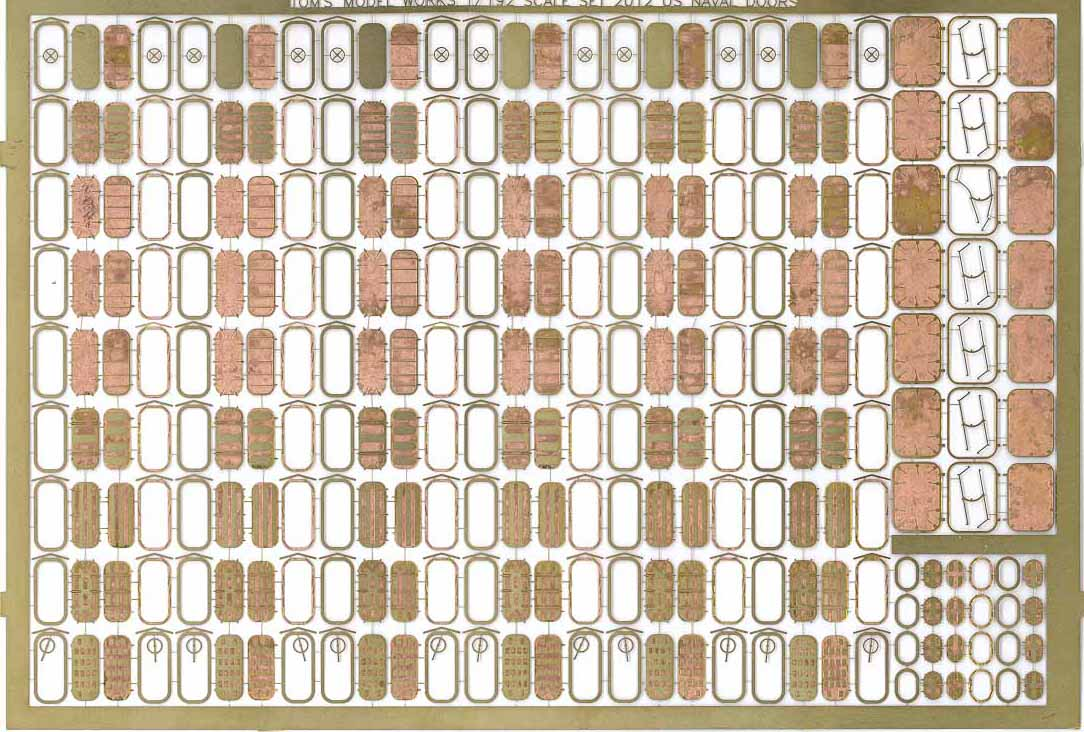 Pétrolier T2, USS Pamanset (AO-85) 1943, Impression 3D & Scratch au 1/200 - Page 2 2012