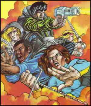 983-987 - Les comics que vous lisez en ce moment - Page 2 Distants