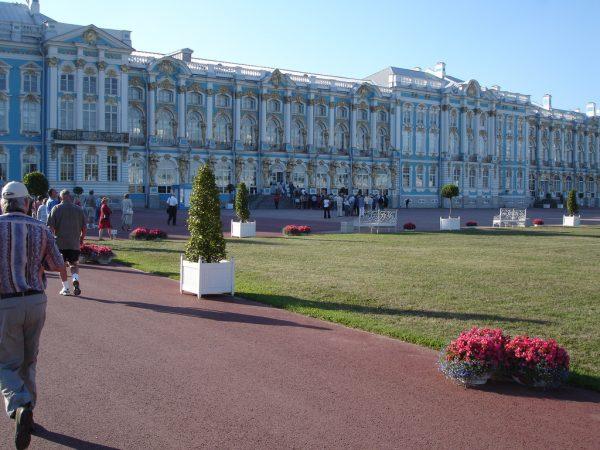 Rusija DSC00916-Catherine-Palace-Tsarskoye-Selo-Russia-St-Petersburg-Pushkin-600x450
