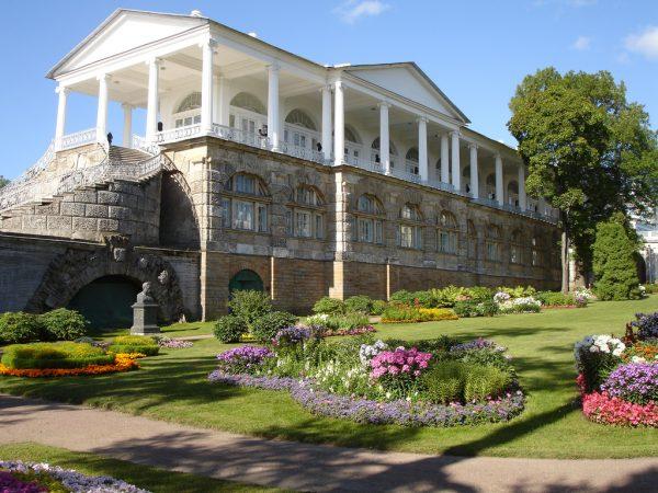Rusija DSC00979-Catherine-Palace-Tsarskoye-Selo-Russia-St-Petersburg-Pushkin-600x450