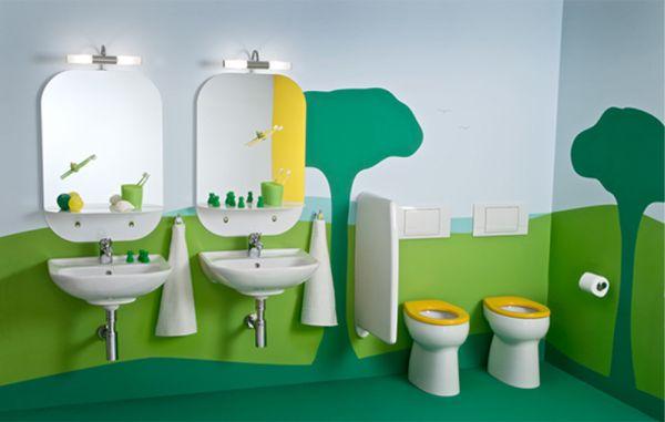 حمامات لأطفالك Childrens-bathroom-with-a-extravagantly-playful-and-vivid-theme