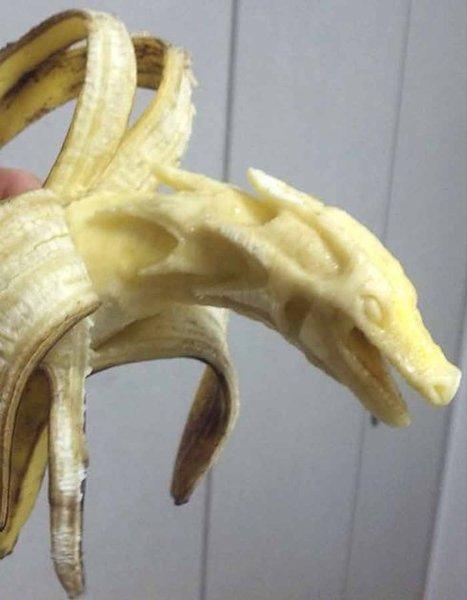 A l'Esperluette. - Page 18 Sculpture_banane002
