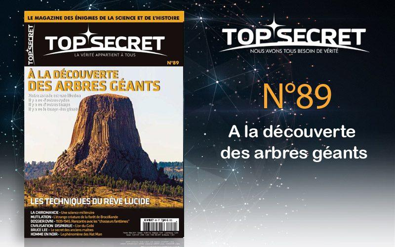 Top Secret N°89 dans les kiosques Slider-annonce-mag-89-800x500_c